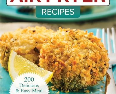 Looking for a vegan airfryer cookbook? This has 15 and tips on converting the other recipes in the book.