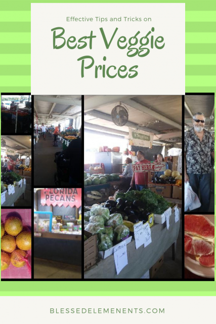 Best Vegetable Prices