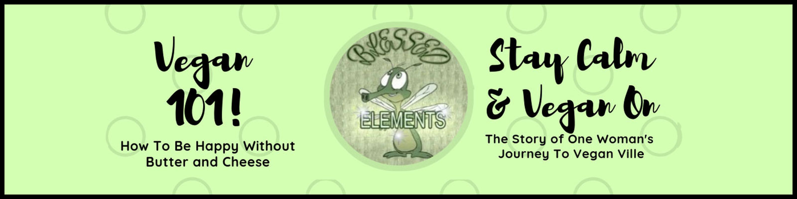 Blessed Elements Where Magic Happens To Earthly Elementes