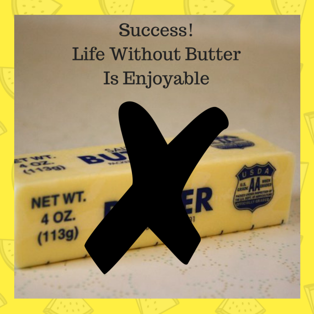 The successful path to living without butter