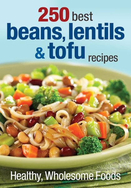 Recipes featuring beans lentils and tofu