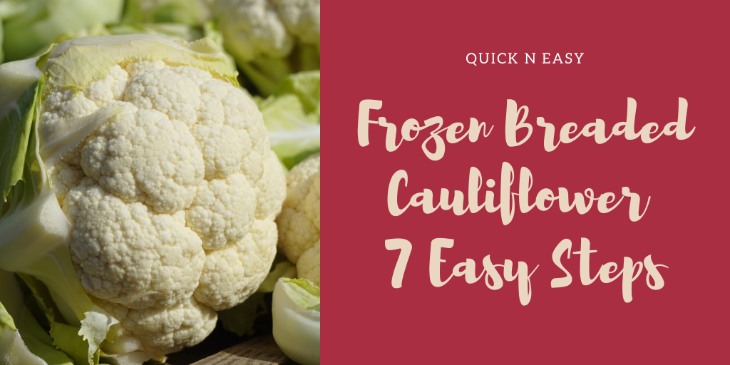 Breading cauliflower tutorial